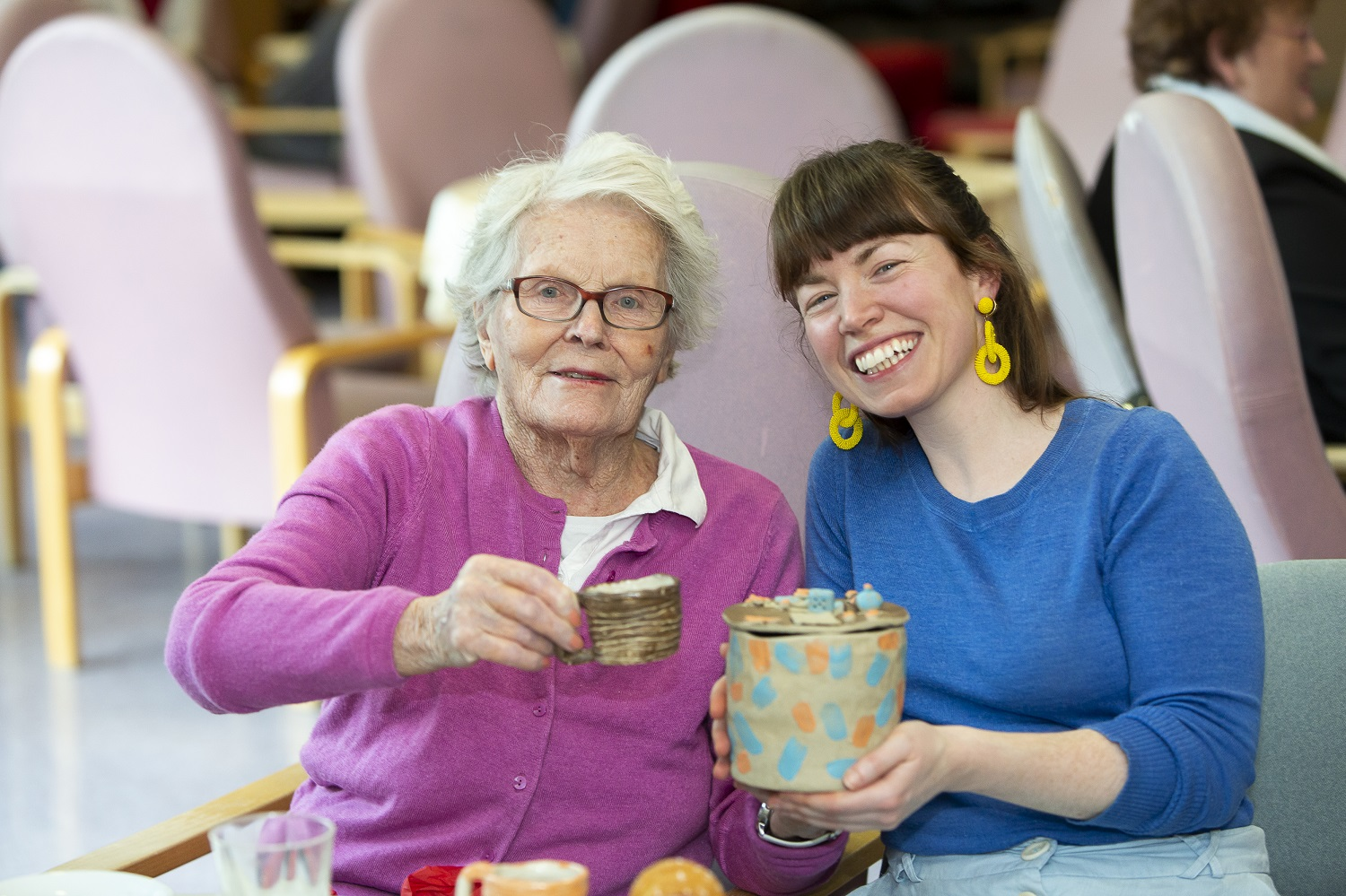 Bealtaine Festival brings arts celebrations to nursing homes this Friday