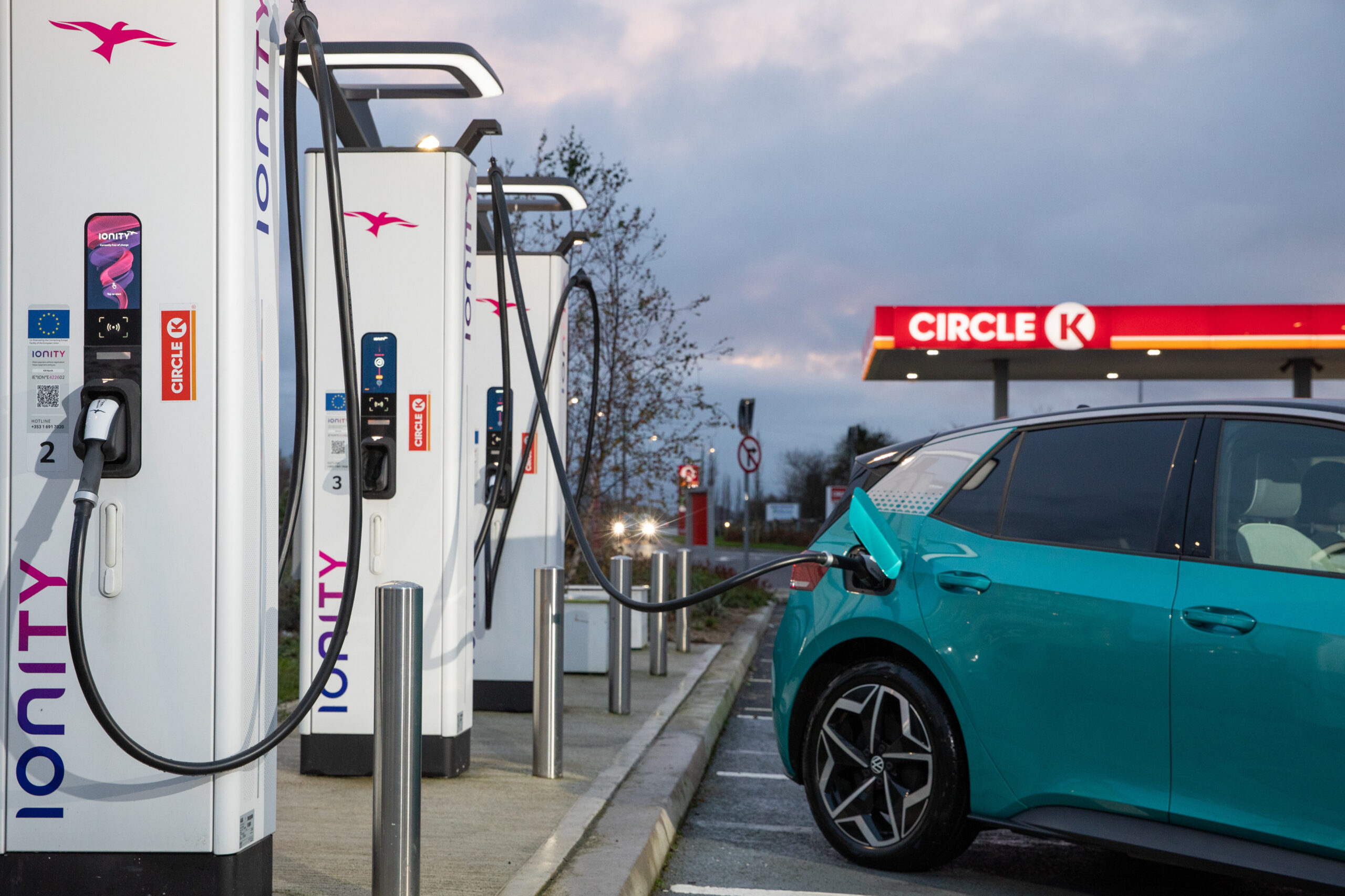 New research commissioned by Circle K reveals over half of Irish motorists believe they will be driving electric vehicles by 2030
