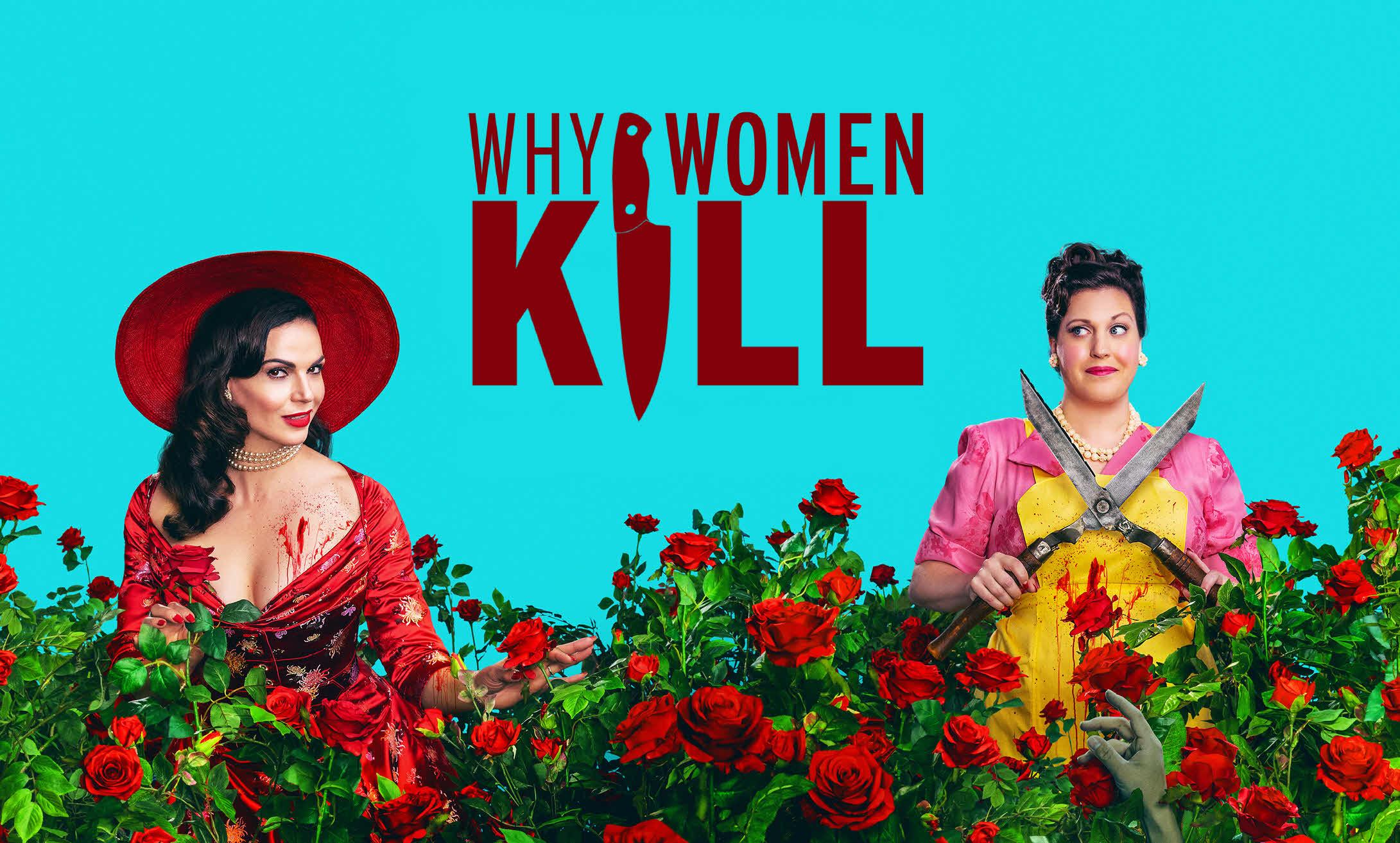 Why Women Kill - season 2 on TG4